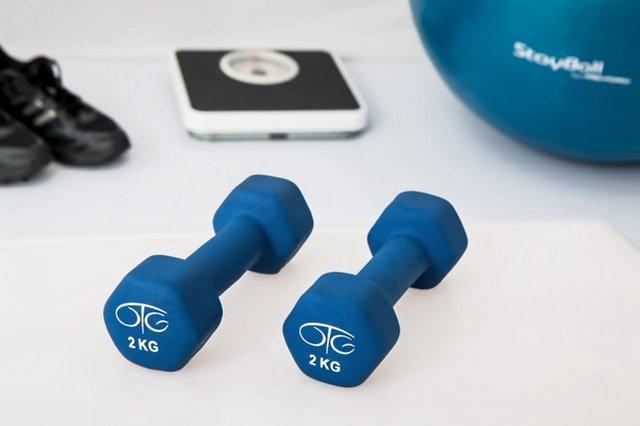 Older adult exercise equipment